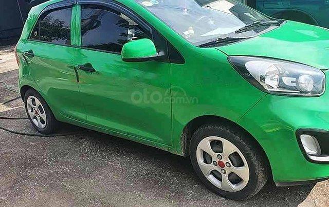 Cần bán Kia Morning đời 2013, màu xanh, giá bán 145 triệu3