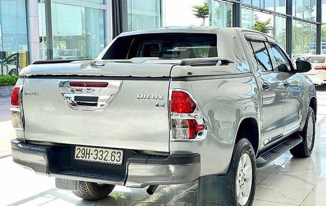 Bán Toyota Hilux đời 2019, màu bạc, nhập khẩu nguyên chiếc còn mới giá cạnh tranh1