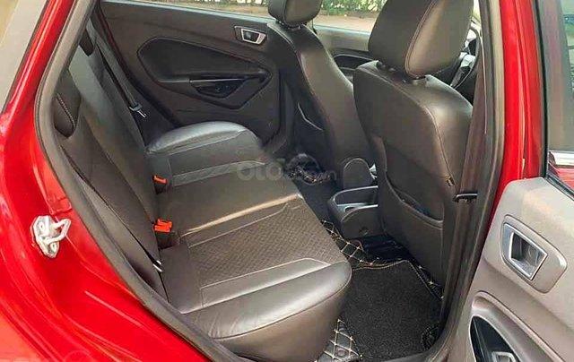 Bán ô tô Ford Fiesta Sport năm 2017, màu đỏ, giá chỉ 420 triệu1