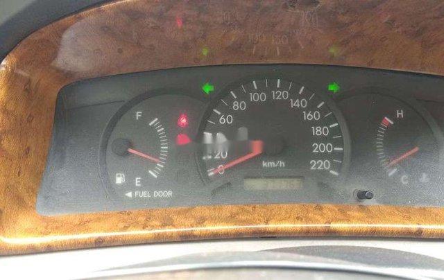 Xe Toyota Corolla Altis sản xuất 2003, bán gấp với giá thấp, xe còn đẹp5