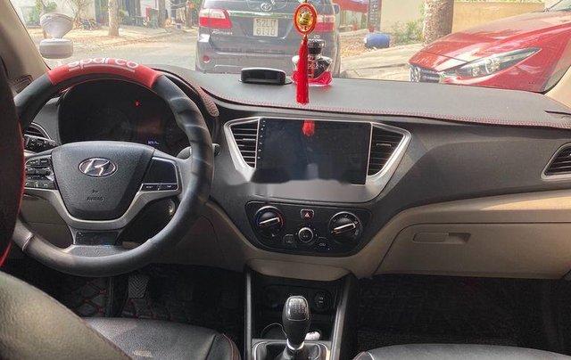 Bán xe Hyundai Accent năm sản xuất 2018, xe nhập, biển số đẹp4