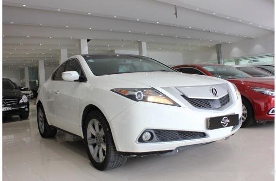 Cần bán Acura ZDX năm 2009, màu trắng, nhập khẩu nguyên chiếc còn mới1