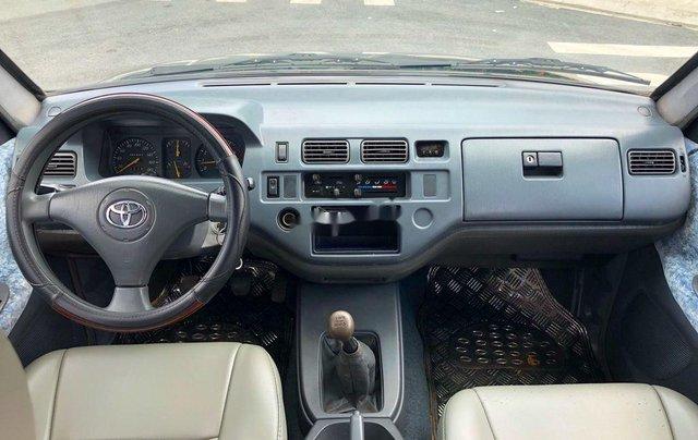Gia đình bán Toyota Zace sản xuất năm 2003, màu xanh dưa3