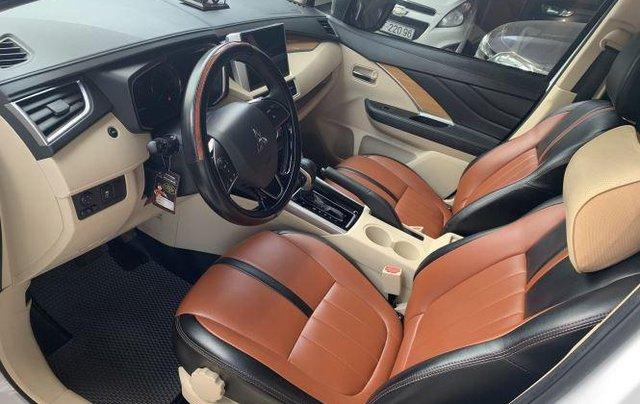 Bán xe Mitsubishi Xpander 1.5 AT sản xuất năm 2019, màu trắng, nhập khẩu 5