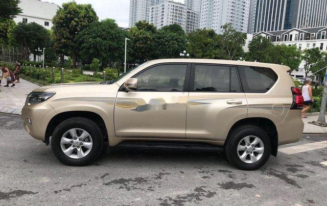 Cần bán gấp Toyota Land Cruiser Prado năm 2013, nhập khẩu3