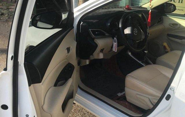 Bán Toyota Vios sản xuất năm 2019, màu trắng, số tự động, 468tr7