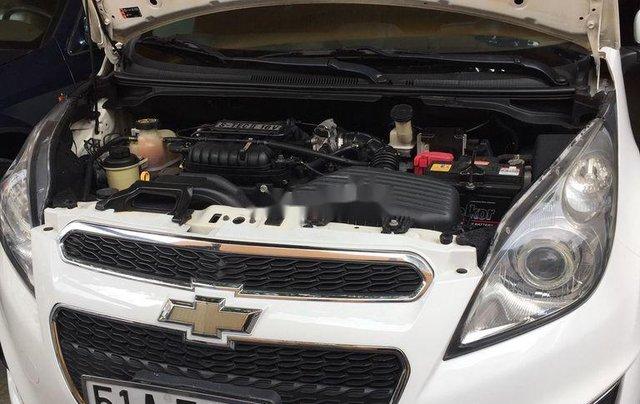 Bán Chevrolet Spark 2014, màu trắng3