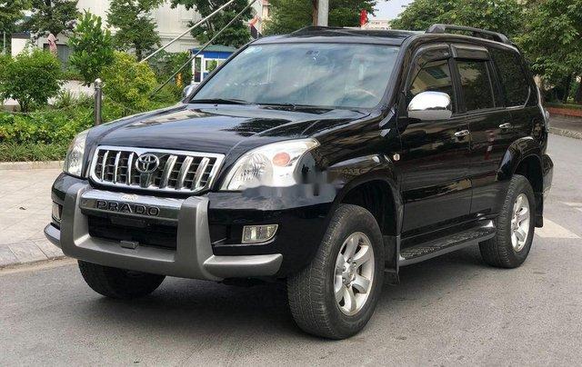 Cần bán gấp Toyota Land Cruiser Prado năm 2008, nhập khẩu nguyên chiếc, giá thấp2