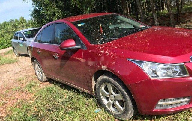 Bán lại xe Chevrolet Cruze năm sản xuất 2011, màu đỏ, 291tr2