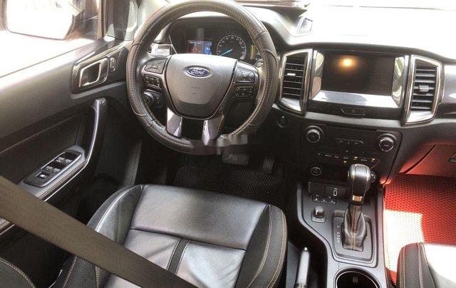 Bán lại xe Ford Ranger Wildtrak Biturbo đời 2019, nhập khẩu số tự động9