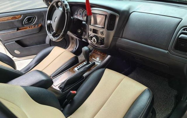 Bán ô tô Ford Escape năm sản xuất 2010, màu vàng còn mới4