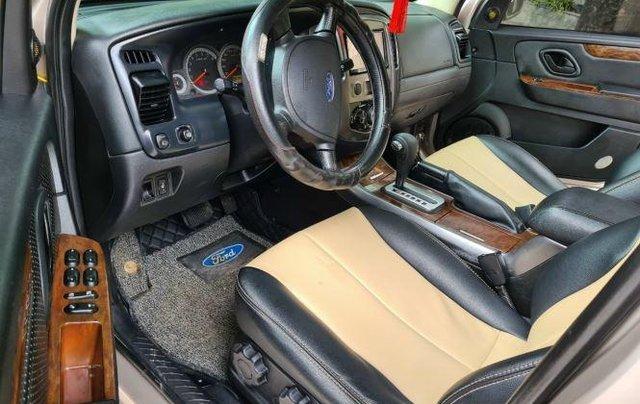Bán ô tô Ford Escape năm sản xuất 2010, màu vàng còn mới2