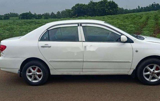 Xe Toyota Corolla Altis sản xuất 2003, bán gấp với giá thấp, xe còn đẹp2