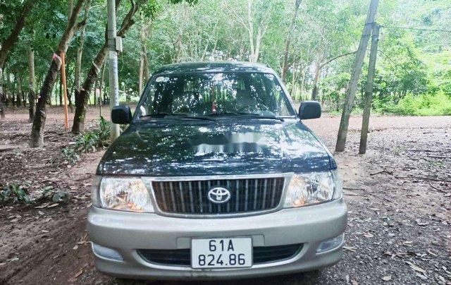 Cần bán xe Toyota Zace năm 2005 chính chủ, giá chỉ 185 triệu0
