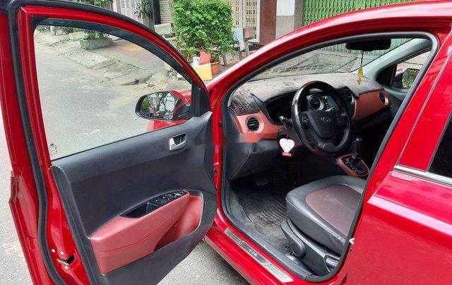 Cần bán xe Hyundai Grand i10 2018, màu đỏ, xe gia đình3