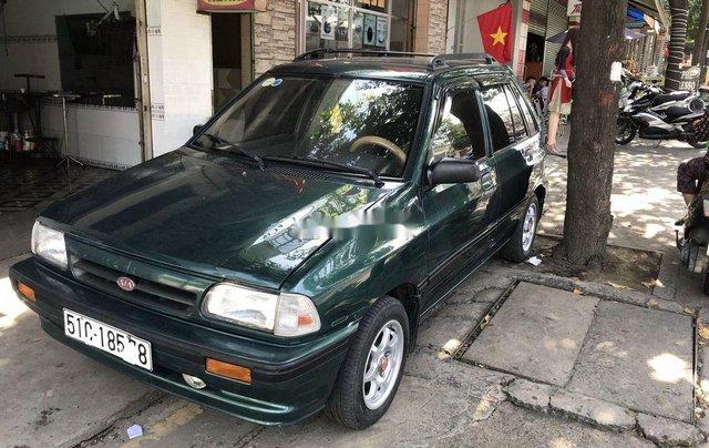 Bán xe Kia CD5 sản xuất năm 2004, xe chính chủ giá mềm động cơ ổn định 0