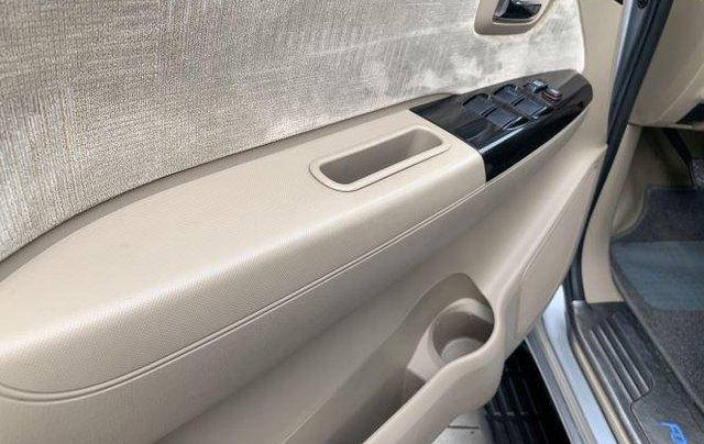 Bán Toyota Fortuner sản xuất năm 2016, màu bạc 11