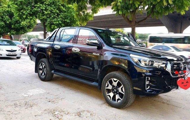 Bán Toyota Hilux đời 2019, màu đen, nhập khẩu nguyên chiếc, giá chỉ 859 triệu3