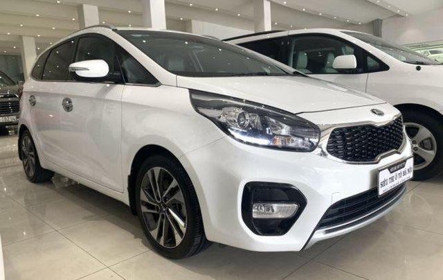 Bán Kia Rondo G AT sản xuất 2018, màu trắng1