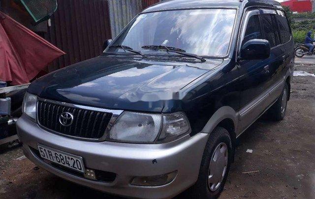 Cần bán lại xe Toyota Zace sản xuất năm 2003, xe nhập, giá 165tr0