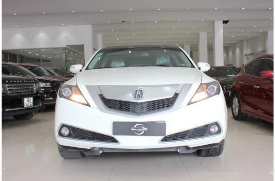 Cần bán Acura ZDX năm 2009, màu trắng, nhập khẩu nguyên chiếc còn mới0