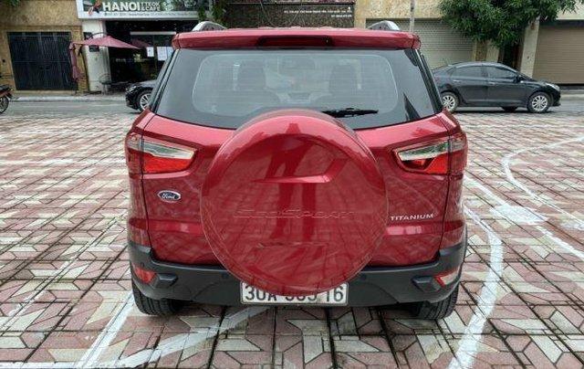 Xe Ford EcoSport 1.5L AT Titanium sản xuất 2016, màu đỏ3