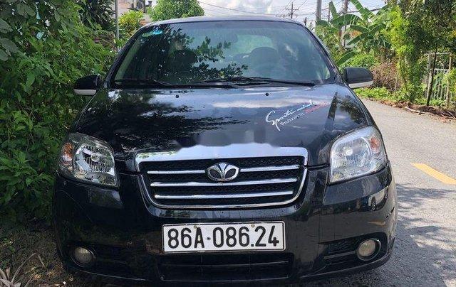 Cần bán Daewoo Gentra năm 2007, màu đen, xe nhập 0