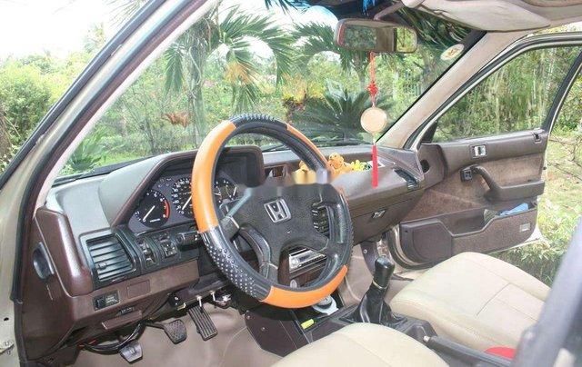 Cần bán lại xe Honda Accord năm sản xuất 1987, xe nhập6