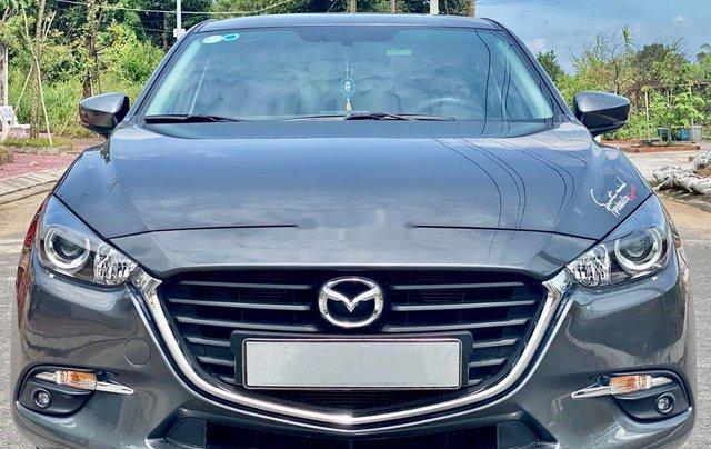 Bán Mazda 3 1.5AT năm sản xuất 2019, màu xám 0