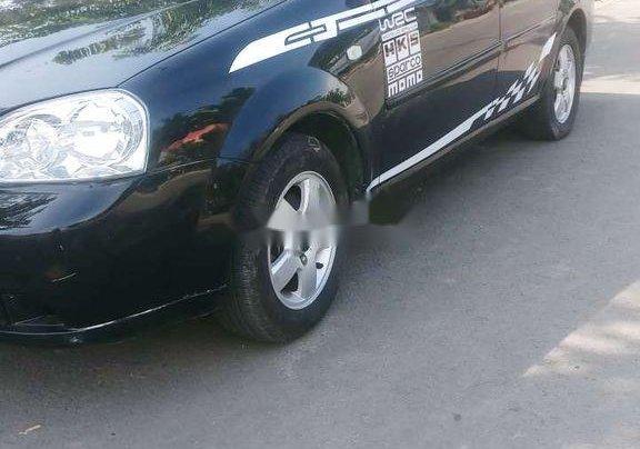 Cần bán gấp Daewoo Lacetti 2004, màu đen1