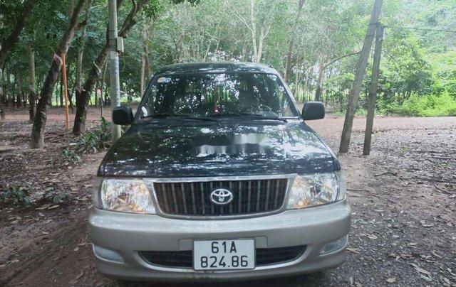 Cần bán xe Toyota Zace năm 2005 chính chủ, giá chỉ 185 triệu3