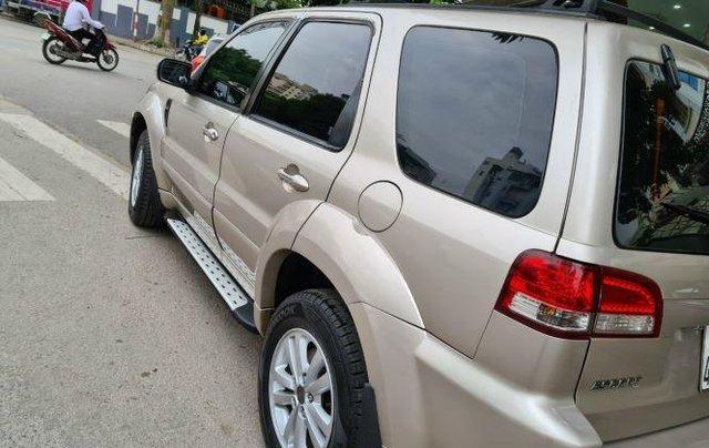 Bán ô tô Ford Escape năm sản xuất 2010, màu vàng còn mới5