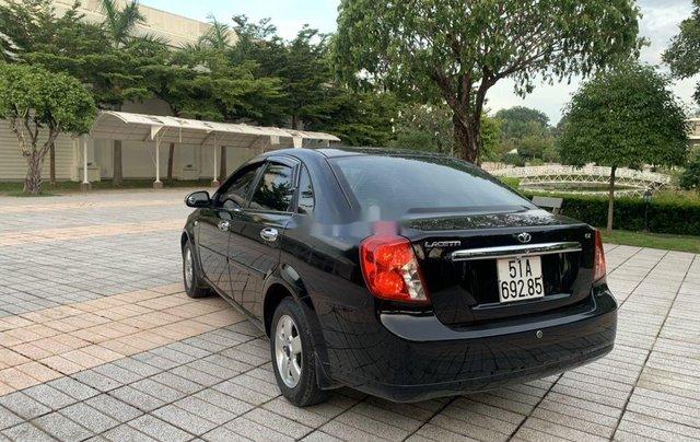 Gia đình bán Daewoo Lacetti sản xuất 2009, màu đen2