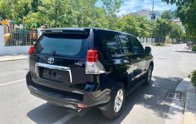 Cần bán xe Toyota Land Cruiser sản xuất năm 2010, màu đen, xe nhập còn mới3