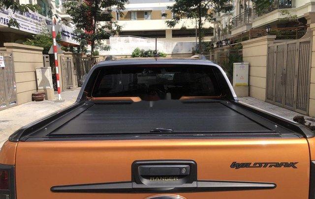 Bán lại xe Ford Ranger Wildtrak Biturbo đời 2019, nhập khẩu số tự động3