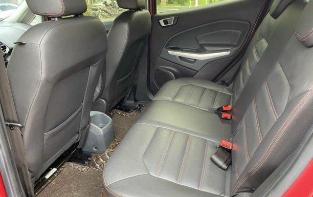 Xe Ford EcoSport 1.5L AT Titanium sản xuất 2016, màu đỏ10