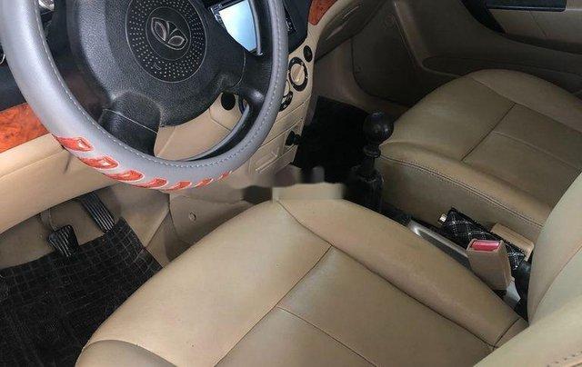 Cần bán Daewoo Gentra năm 2007, màu đen, xe nhập 4