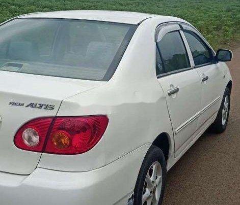 Xe Toyota Corolla Altis sản xuất 2003, bán gấp với giá thấp, xe còn đẹp3
