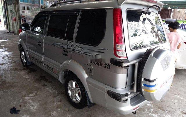 Cần bán Mitsubishi Jolie đời 2003, màu bạc, nhập khẩu nguyên chiếc1