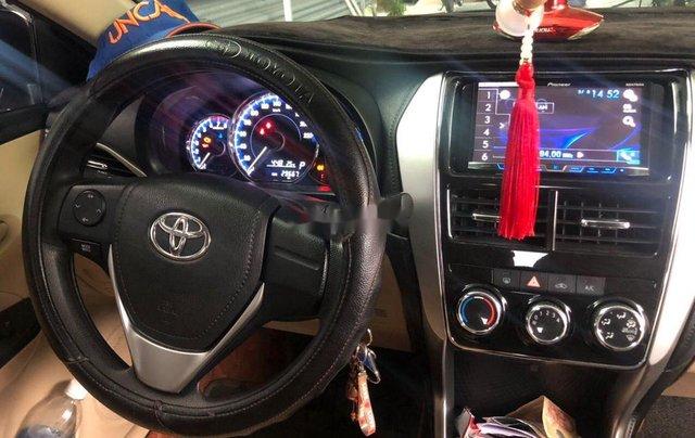 Bán Toyota Vios sản xuất năm 2019, màu trắng, số tự động, 468tr5