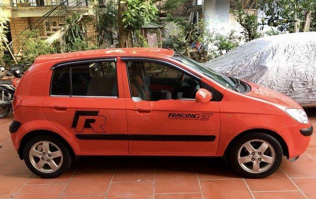 Chính chủ bán Hyundai Getz đời 2007, màu đỏ, nhập khẩu3