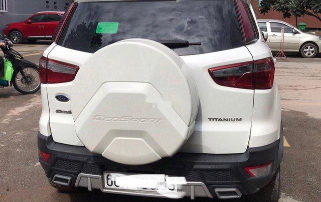 Bán Ford EcoSport năm 2018, xe chính chủ còn mới, động cơ hoạt động tốt1