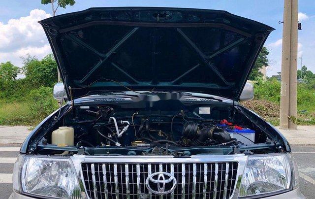 Gia đình bán Toyota Zace sản xuất năm 2003, màu xanh dưa2