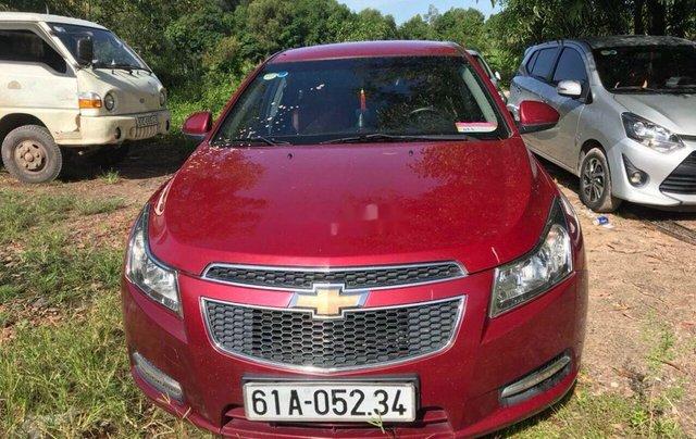 Bán lại xe Chevrolet Cruze năm sản xuất 2011, màu đỏ, 291tr0