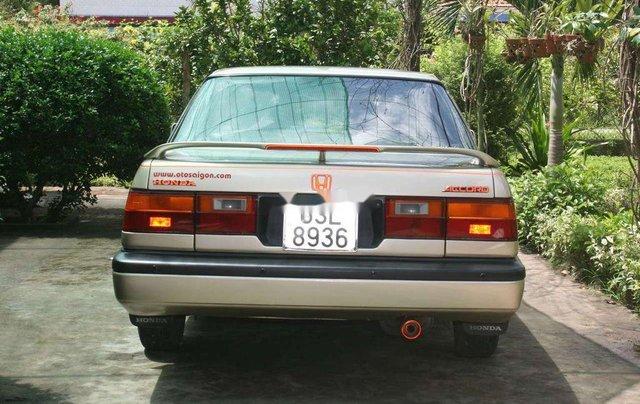 Cần bán lại xe Honda Accord năm sản xuất 1987, xe nhập8