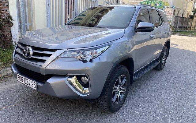 Bán Toyota Fortuner năm 2019, giá tốt, chính chủ sử dụng còn mới3