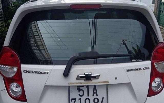 Bán Chevrolet Spark 2014, màu trắng1