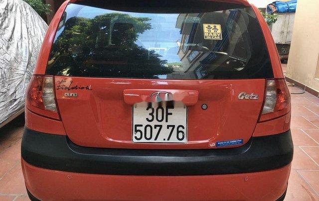 Chính chủ bán Hyundai Getz đời 2007, màu đỏ, nhập khẩu4
