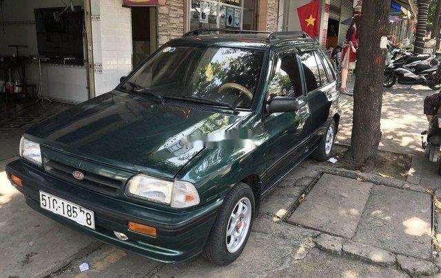 Bán xe Kia CD5 sản xuất năm 2004, xe chính chủ giá mềm động cơ ổn định 2