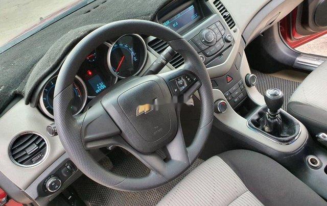 Cần bán xe Chevrolet Cruze 2016, màu đen chính chủ 7